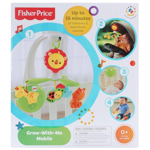 fisher price grow with me mobile end 12 8 2016 2 38 pm. Black Bedroom Furniture Sets. Home Design Ideas