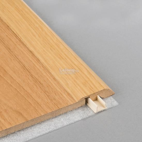 FLOOR DEPOT - 12MM LAMINATE ADAPTATION-PROFILE - GINZA OAK