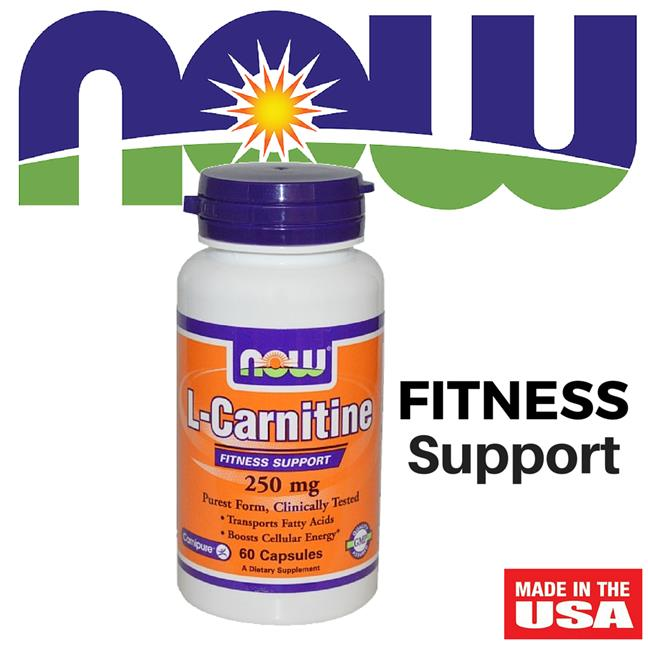 what food has l- carnitine
