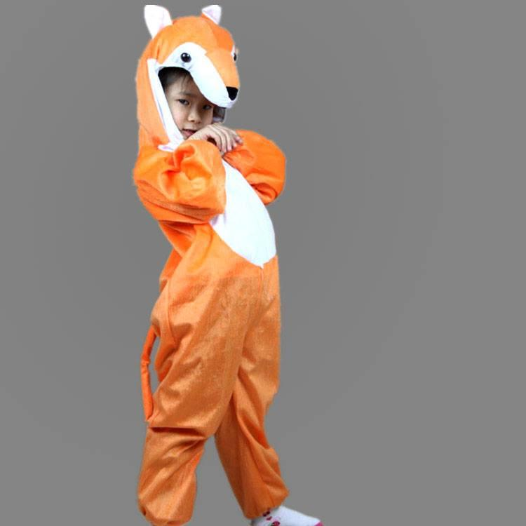 Fox Cosplay Kids Animal Outfit Costu (end 5/4/2017 10:15 AM)