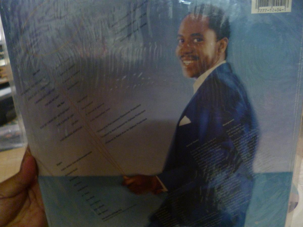 FREDDY JACKSON SMOOTH SOULFUL LP VINYL