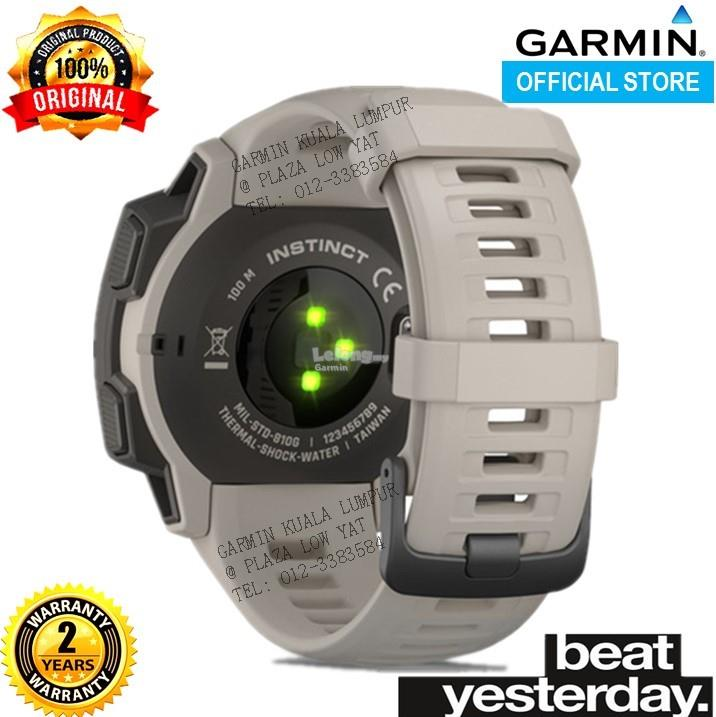 Garmin Instinct (Tundra) - new