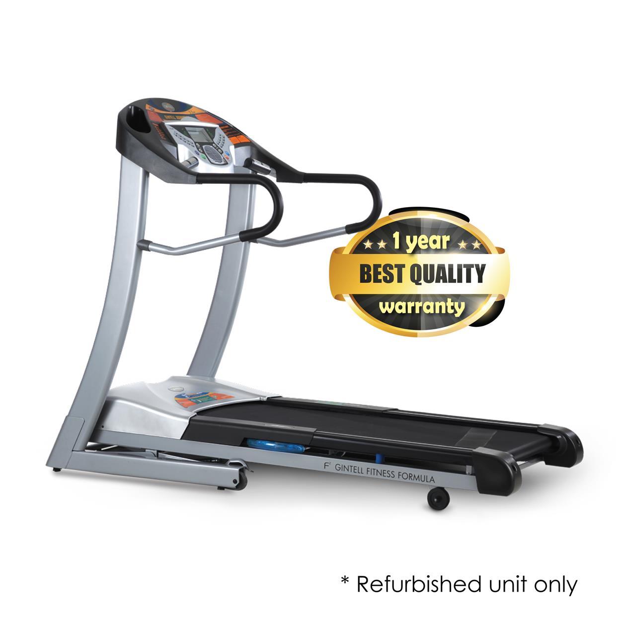GINTELL FT22 CyberAIR Treadmill (Ref (end 1/3/2019 12:15 PM
