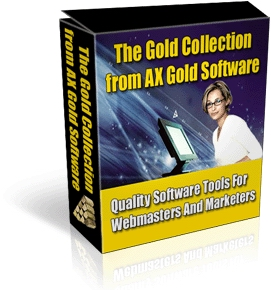 THE GOLD COLLECTION:Quality Software&Tools For Your Site! worthUS19.95