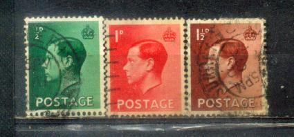 Great Britan Lot 2