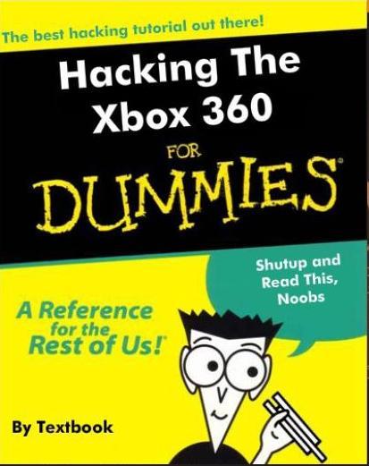 HACKING THE XBOX 360 FOR DUMMIES PREMIUM EBOOK + Premium BONUS Ebook