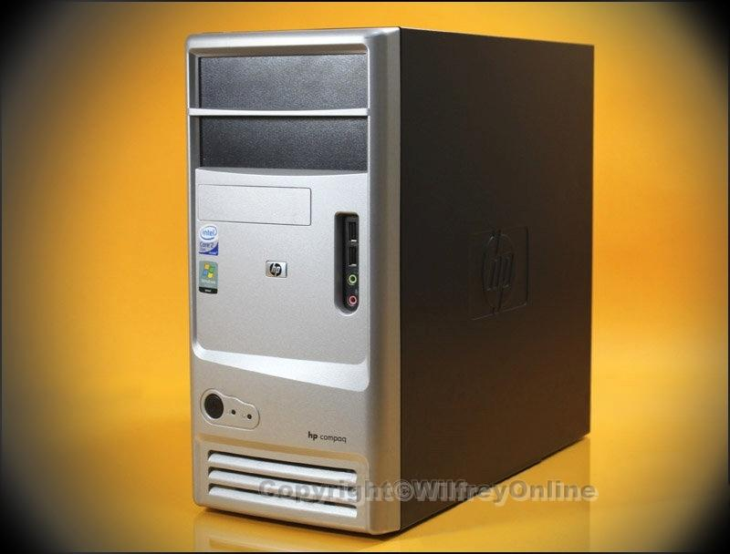 HP dx2700mt Core 2 Duo, DVD Desktop PC system (DIY set)