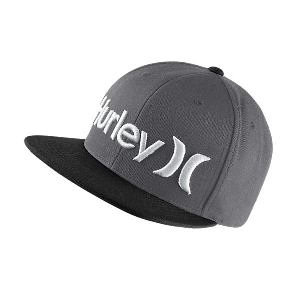 HURLEY ONE AND ONLY SNAP FFSN IN - MHA0005800 DARK BLUE