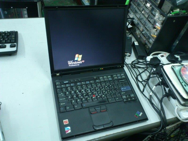 Ibm Thinkpad T43 Intel Pentium M 1 End 8 13 2018 12 35 Am