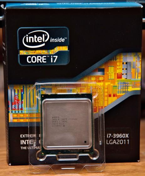 Intel Core i7 3960X Extreme Edition 3.30GHz 6 cores CPU processor!!