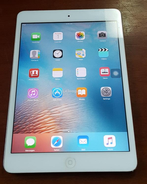 IPAD MINI 32GB WIFI (WHITE)