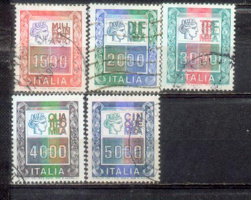 Italy NIce Stamps Lot 4