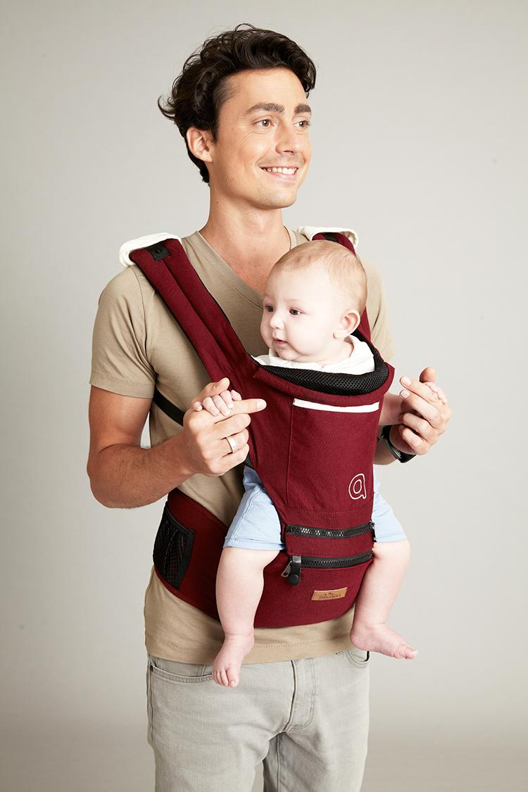 Korean Style Hip Seat Baby Carrier End 4 11 2019 4 05 Pm
