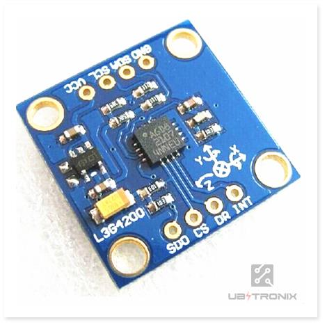 L3GD20 3 axis Digital Gyroscope Sens (end 9/26/2017 9:42 PM)