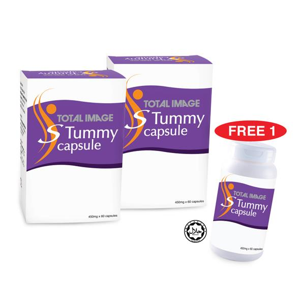 [New Launch Promotion] Total Image S Tummy 60s Buy 2 boxes Free 1 bott