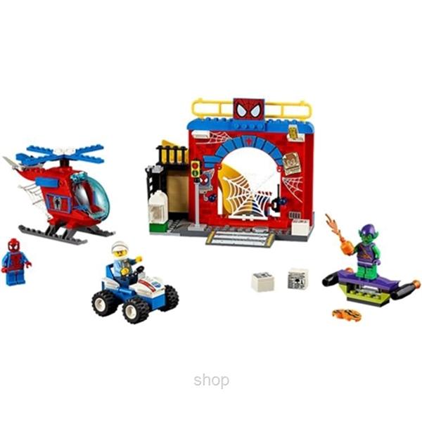 LEGO Juniors Spider Man Hideout   10687. U2039 U203a
