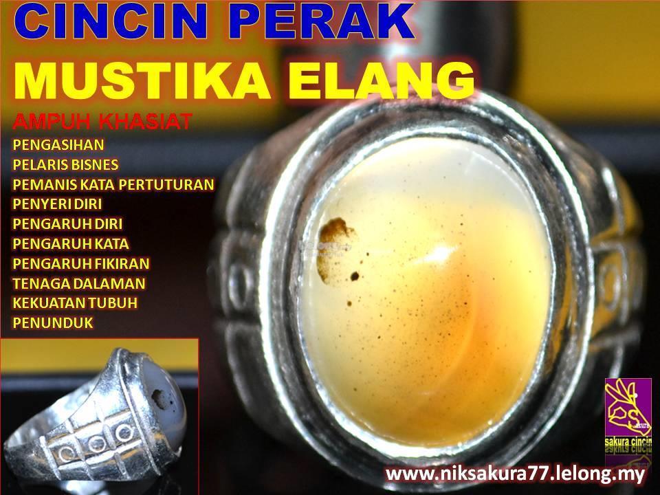 LELONG FREE POS CINCIN PERAK BATU MUSTIKA ELANG 021