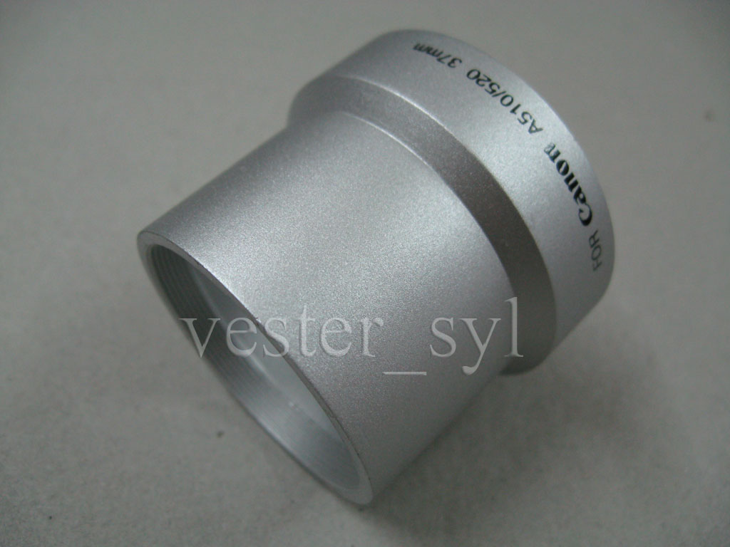 Lens Adapter For Canon PowerShot A510/A520/A540/A60/A70/A75/A80/A95