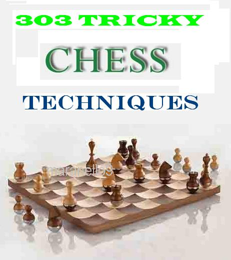 Lets Play Chess: 303 Tricky Chess Tactics.Must have for Chess Players