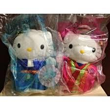Limited Editon Koean Wedding Hello Kitty Couple