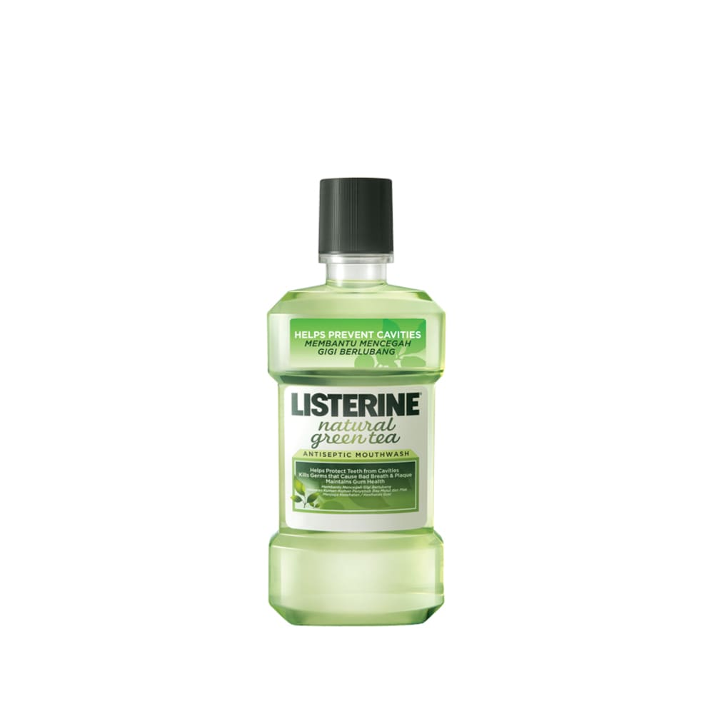 listerine green tea 750ml end 11 7 2020 12 00 am
