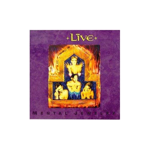 LIVE MENTAL JEWELRY ORIGINAL AUDIO CD FROM USA