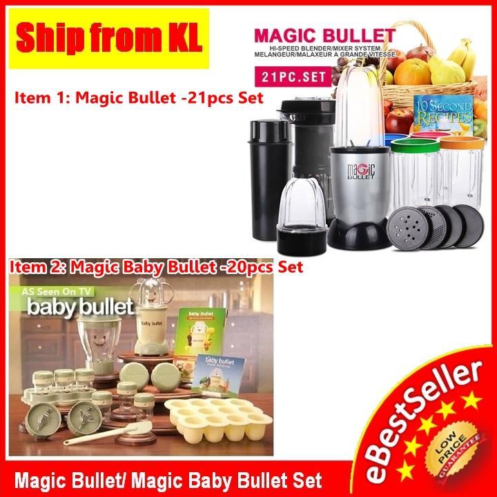 Magic Bullet Magic Baby Bullet 20 P End 1 11 2019 1 27 Pm