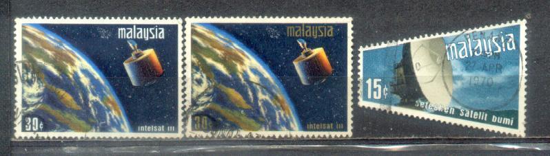 Malaysia Complete Set Lot MC 37