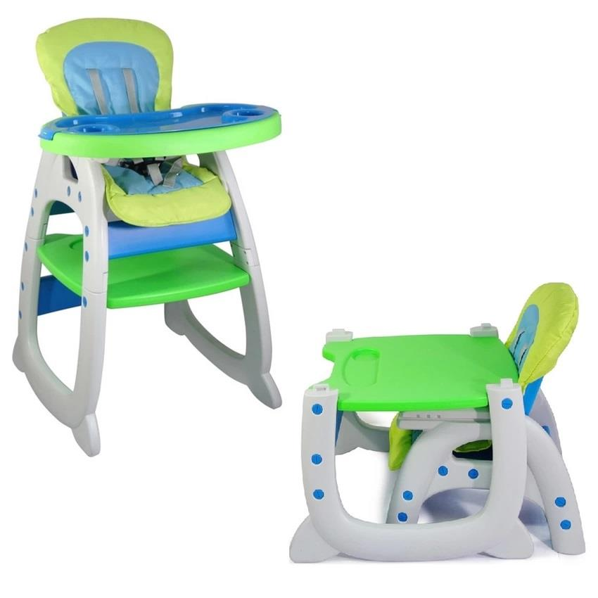 Mamakids Baby Feeding Folding Adjule Writing 3 In 1 High Chair