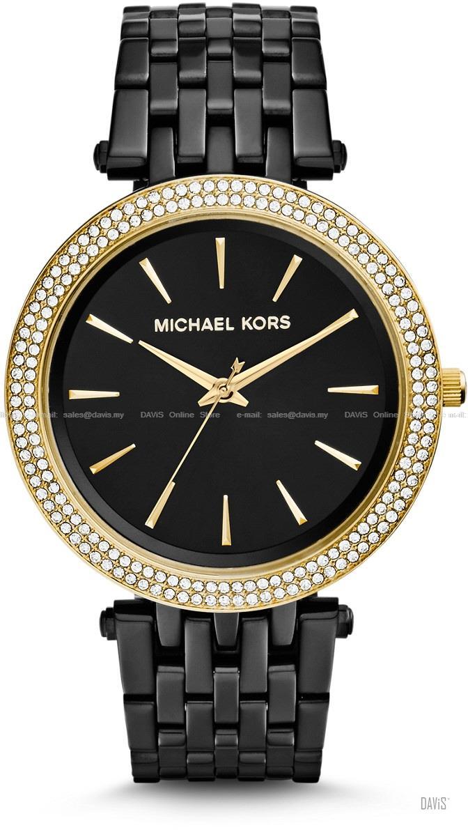 Часы майкл корс женские черные