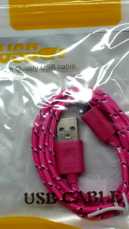 Micro USB CAble for Samsung Nokia Motorola HTC