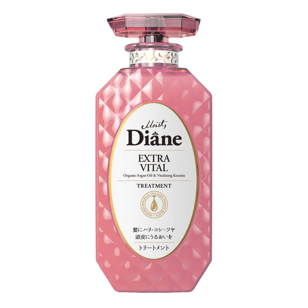 MOIST DIANE Extra Vital Treatment 450ml