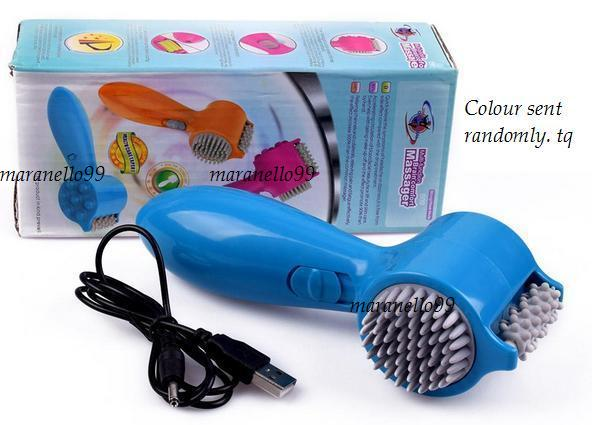 Multi Function Multi Head Personal Massager for Stress Relief & Health