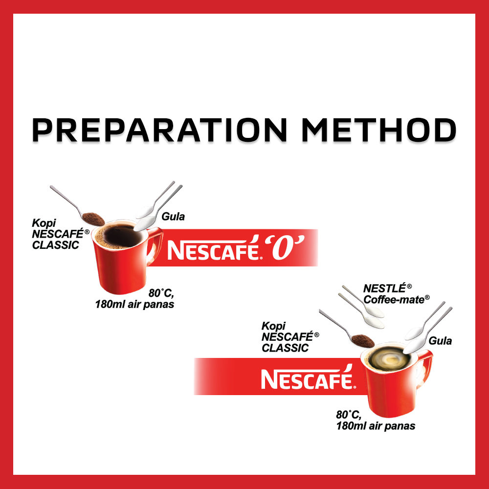 NESCAFE CLASSIC Bonus Pack 330g x2 packs