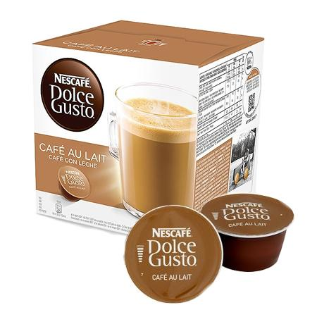 nescafe dolce gusto cafe au lait end 9 19 2018 10 18 am. Black Bedroom Furniture Sets. Home Design Ideas