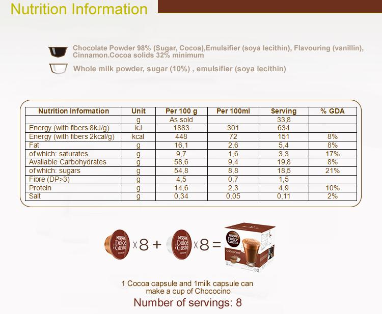 how to make nescafe dolce gusto chococino