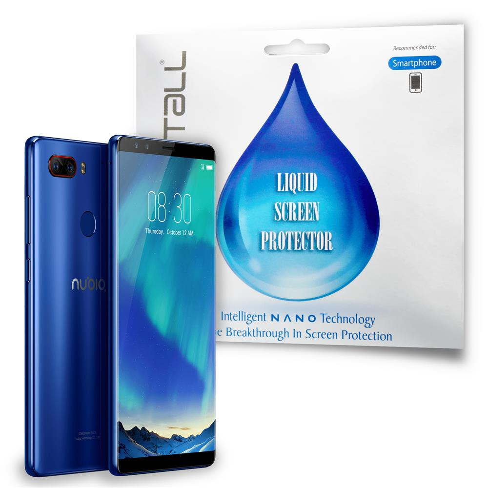 Nubia Z17S Screen Protector - Kristall® Nano Liquid Coating Screen
