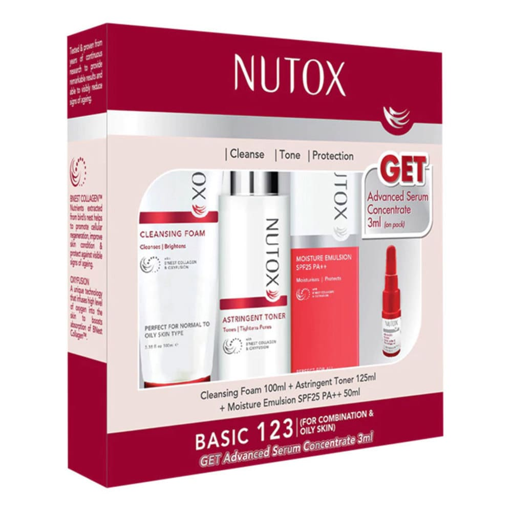 NUTOX Basic 123 Set 1s