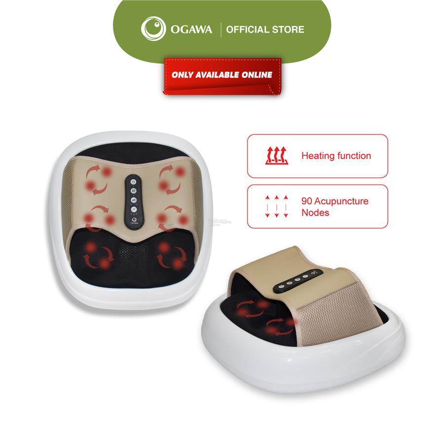 OGAWA Acu Therapy Reflexology Foot Massager
