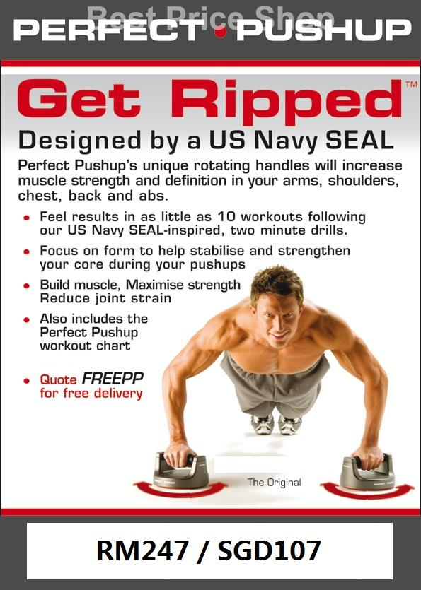 Perfect Pushup The Best Upper Body Workout King Of