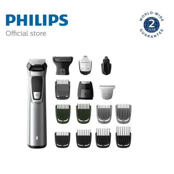Philips Multigroom series 7000 16-in-1; Face; Hair and Body MG7730 ( M