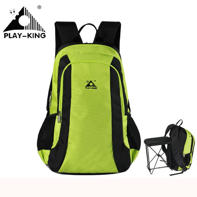 Playking Fishing Chair Backpack Nylon Mochila Feminina Uni Outdoor