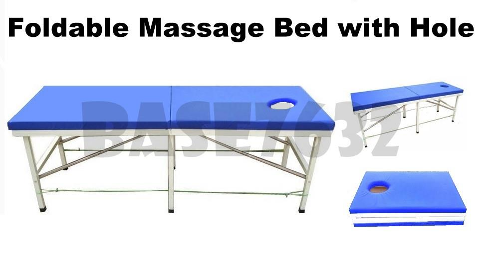 Portable folding foldable massage be end 12 3 2015 4 15 pm for Foldable beauty table