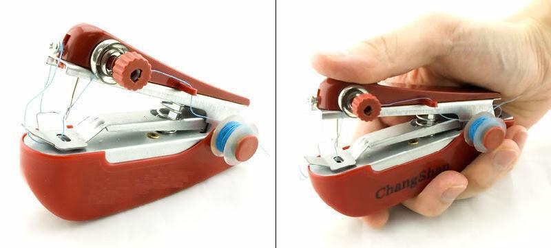 Professional Handheld Portable Sewing Machine