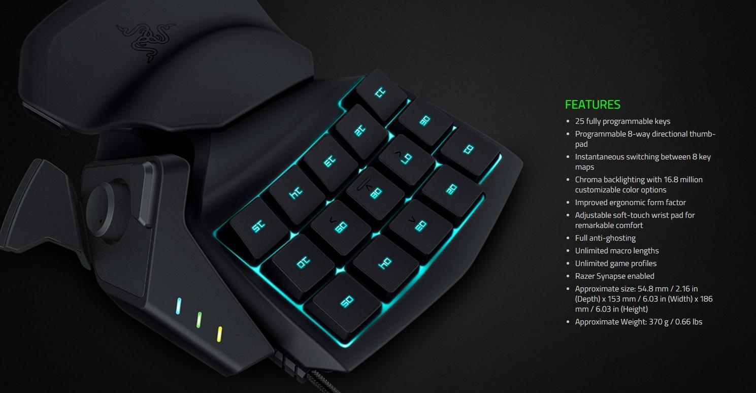 how to change razer chroma keyboard p