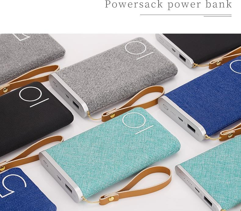 rock space Powersack Power Bank
