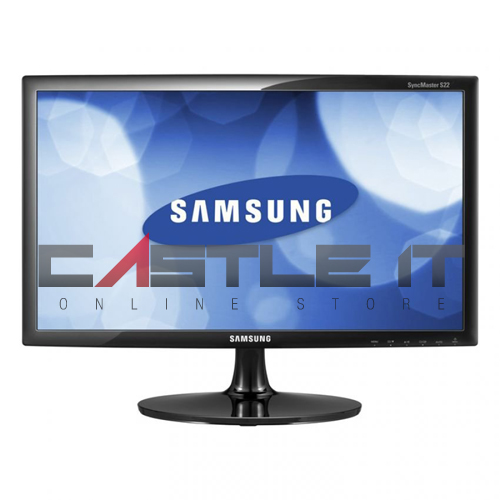how to open samsung lcd monitor