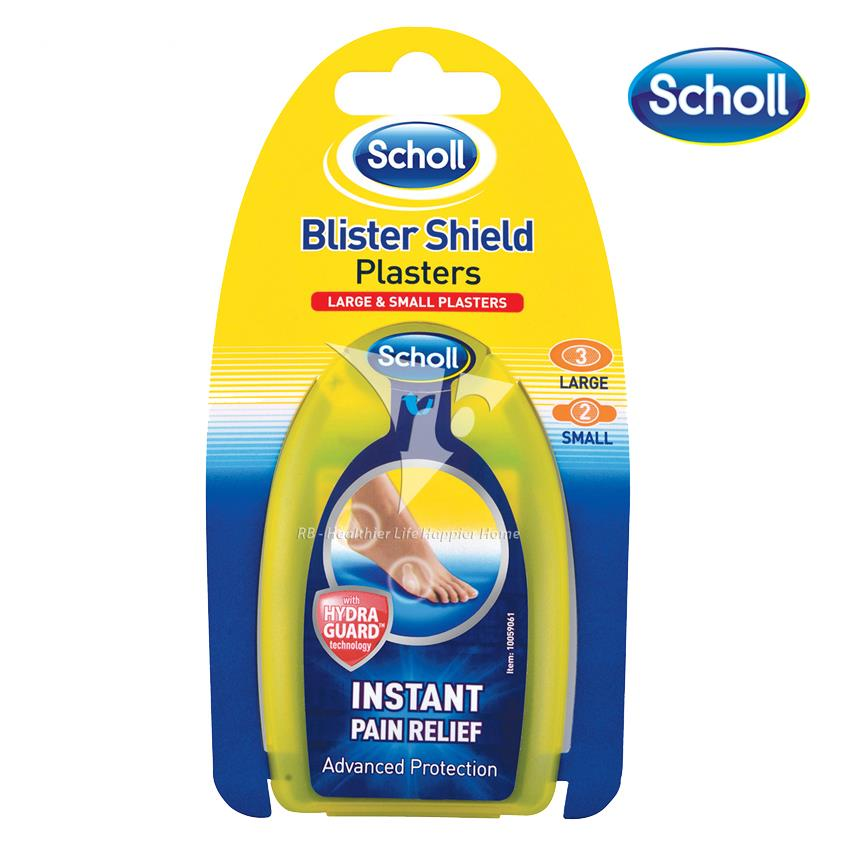 Scholl Blister Shield Plasters