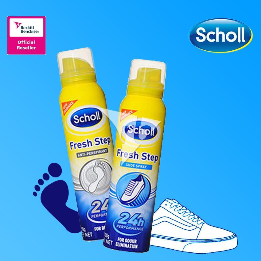 scholl fresh step spray 100ml end 1 3 2019 10 56 am