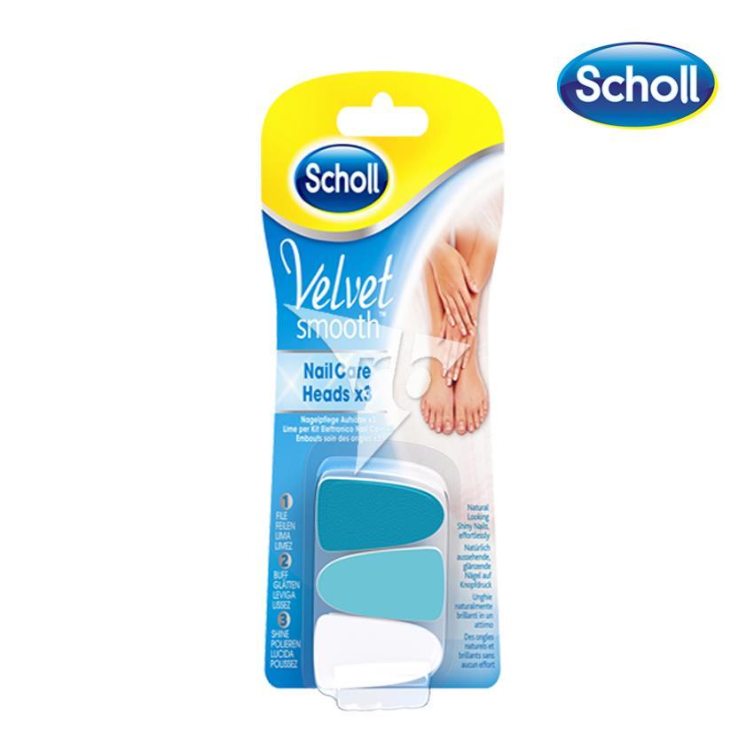 velvet smooth nail care